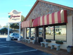 Hours Location Grapevine Restaurant Calabash Nc